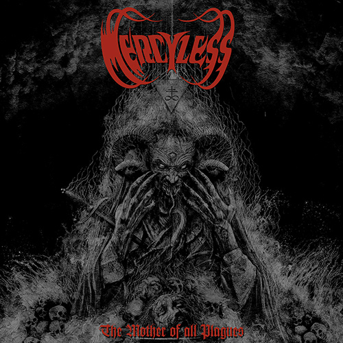 Mercyless - The Mother Of All Plagues recenzja okładka review cover