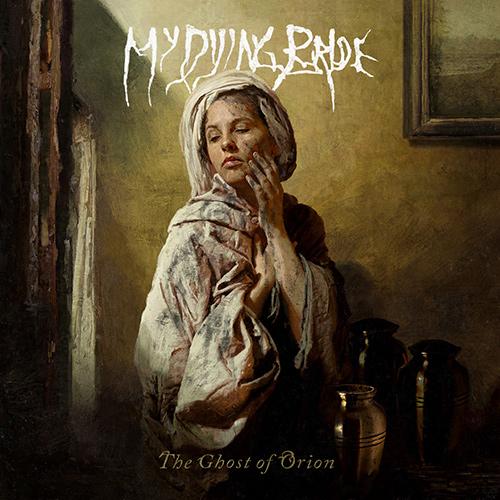 My Dying Bride - The Ghost Of Orion recenzja okładka review cover