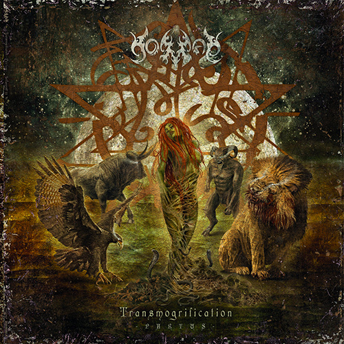 Nomad - Transmogrification (Partus) recenzja okładka review cover