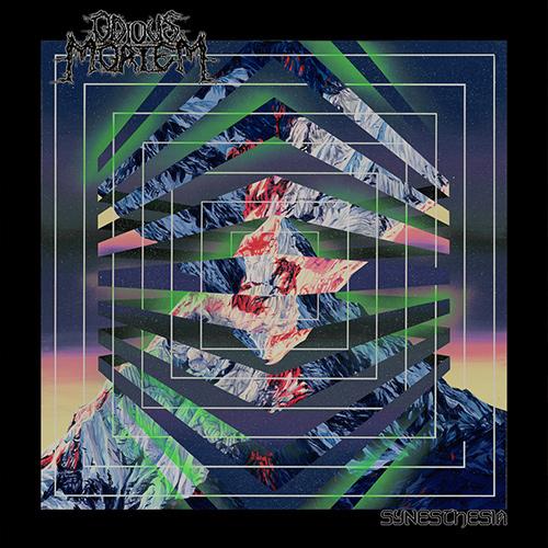 Odious Mortem - Synesthesia recenzja okładka review cover