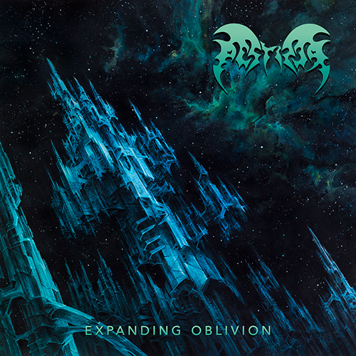 Pestifer - Expanding Oblivion recenzja okładka review cover