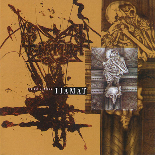 Tiamat - The Astral Sleep recenzja okładka review cover