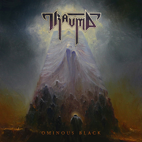 Trauma - Ominous Black recenzja okładka review cover