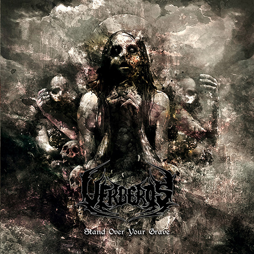 Uerberos - Stand Over Your Grave recenzja okładka review cover