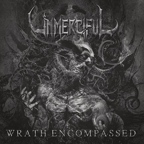 Unmerciful - Wrath Encompassed recenzja okładka review cover
