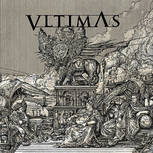 Vltimas - Something Wicked Marches In recenzja okładka review cover