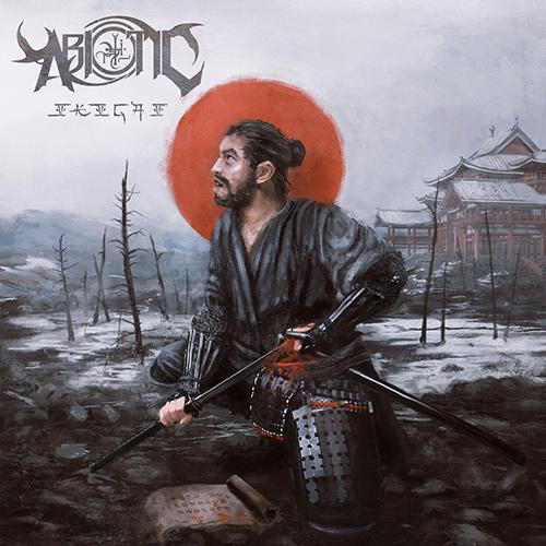 Abiotic - Ikigai recenzja okładka review cover