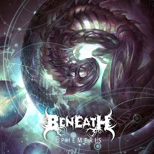 Beneath - Ephemeris recenzja okładka review cover