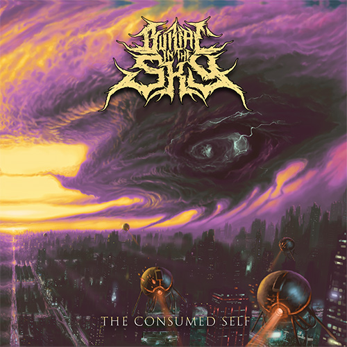 Burial In The Sky - The Consumed Self recenzja okładka review cover
