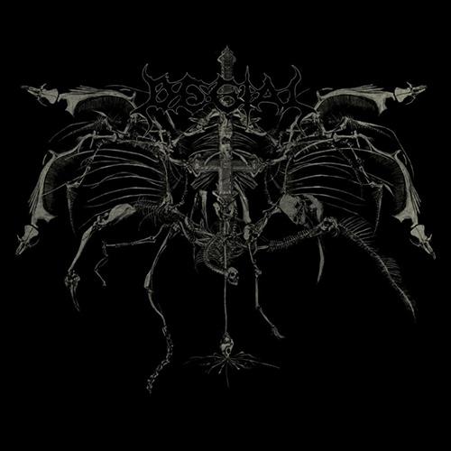 Degial - Death's Striking Wings recenzja okładka review cover