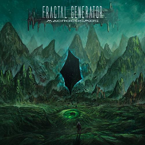 Fractal Generator - Macrocosmos recenzja okładka review cover