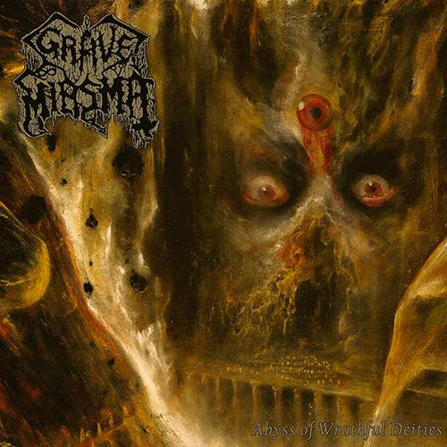 Grave Miasma - Abyss Of Wrathful Deities recenzja okładka review cover