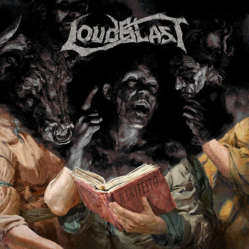 Loudblast - Manifesto recenzja okładka review cover