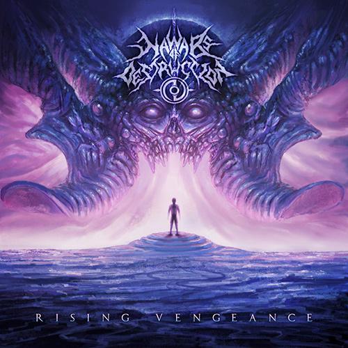Nawabs Of Destruction - Rising Vengeance recenzja okładka review cover