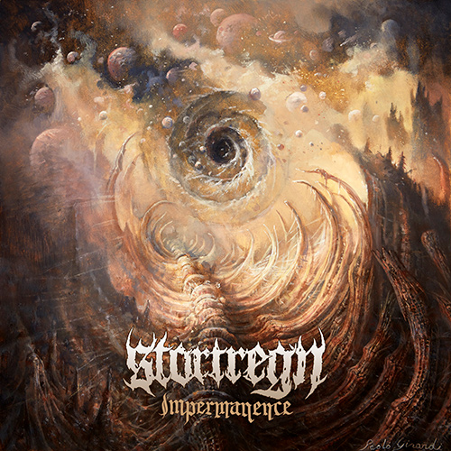 Stortregn - Impermanence recenzja okładka review cover