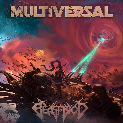 The Beast Of Nod - Multiversal recenzja okładka review cover