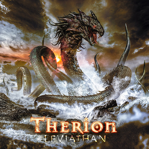 Therion - Leviathan recenzja okładka review cover